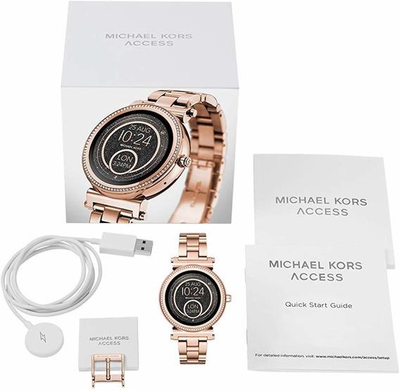 Reloj Original De Michael Kors Access Mk Mujer Inteligente.