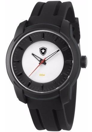 Relógio Botafogo Unissex Oficial Technos Bot2035ah/8b