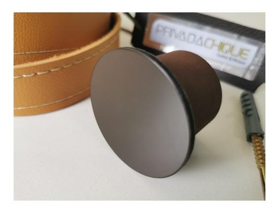 Kit 3 Pino Pendurador Suporte Para Espelho Adnet - Luxo!