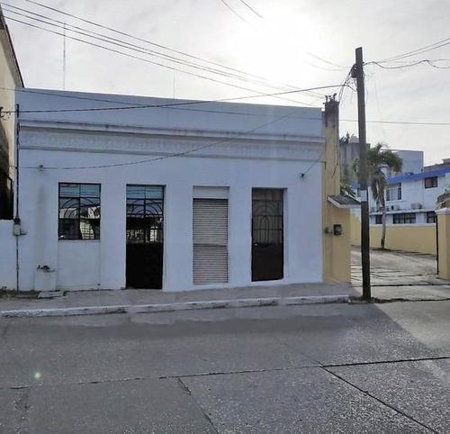 Venta De Terreno Comercial Zona Centro De Tampico