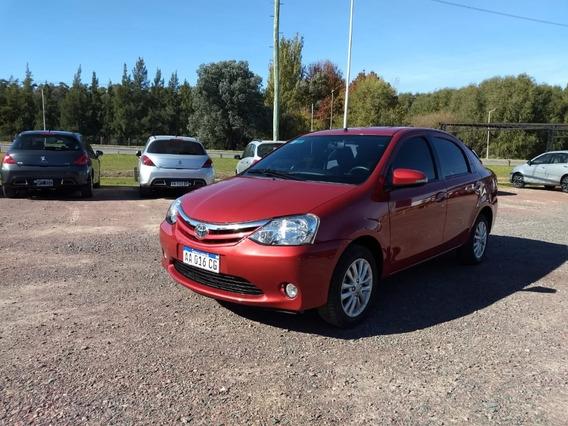 [lob] Toyota - Etios Xls Mt 4p 1.5 N 2016