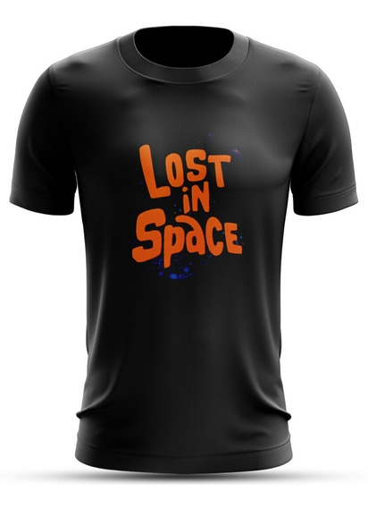 Camisa Do Seriado Lost In Space