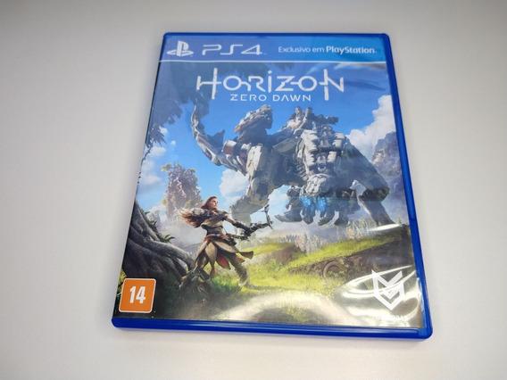 Jogo Horizon Zero Dawn Ps4 - Mídia Física