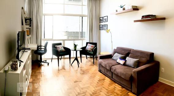 Apartamento Para Aluguel - Consolação, 1 Quarto, 29 - 893114644