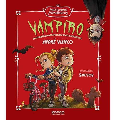 Imagem 1 de 1 de Vampiro - Uma Tenebrosa Noite De Sustos, Doces E Travessuras