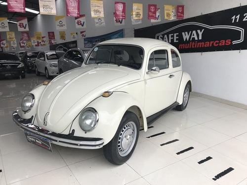 Volkswagen Fusca 1.5 8v 1971