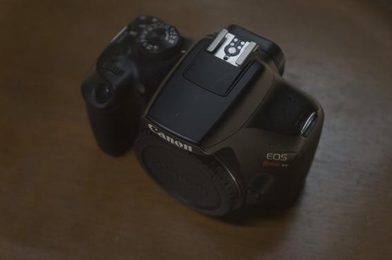 Canon T6 Corpo