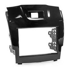 Moldura Dvd Multimidia 2 Din S10 E Trailblazer Black Piano