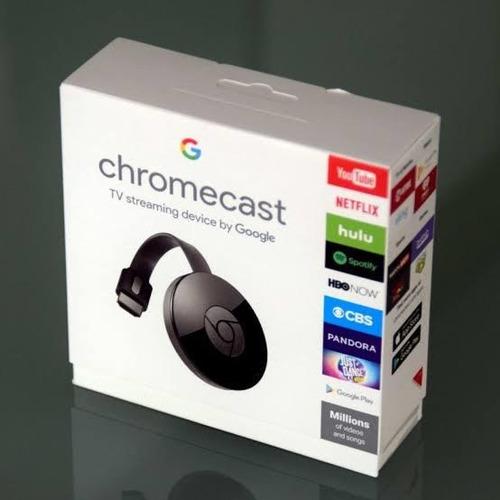 Imagem 1 de 1 de Chromecast
