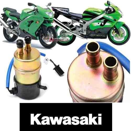 Peça Bomba De Combustivel Gasolina Kawasaki Zx9 Com Carburad
