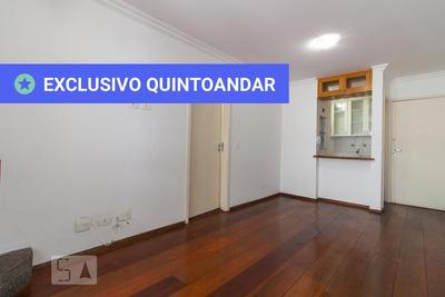 Apartamento No 9º Andar Mobiliado Com 3 Dormitórios E 1 Garagem - Id: 892932443 - 232443
