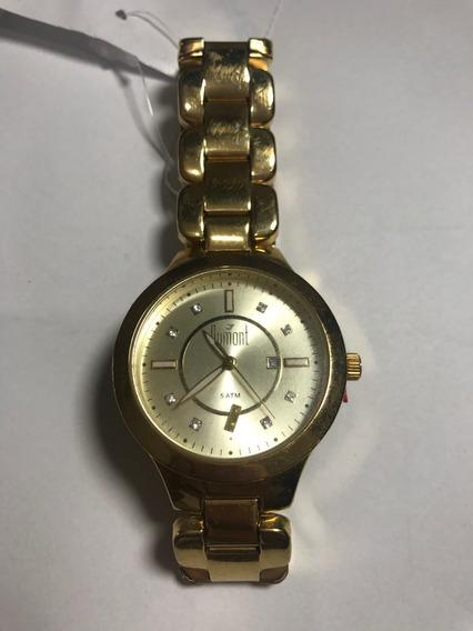 Relógio Feminino Dumond-50% Off - Vitrine Mod Du2015aa