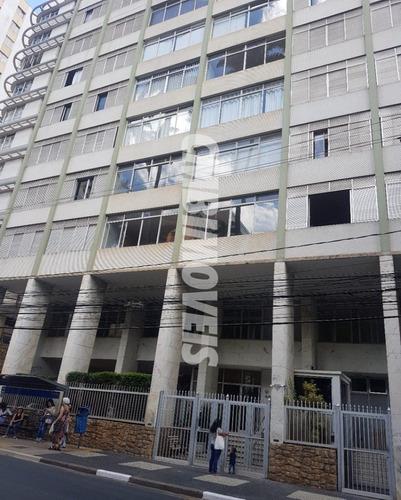 Imagem 1 de 18 de Apartamento Para Venda 3 Dormitórios No Centro Em Campinas - Ap22428 - Ap22428 - 69879806