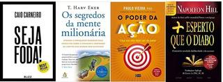 Mais Esperto Que O Diabo + Seja Foda! + 2 Livros