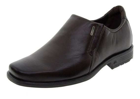 Sapato Masculino Social Café Pegada - 22101