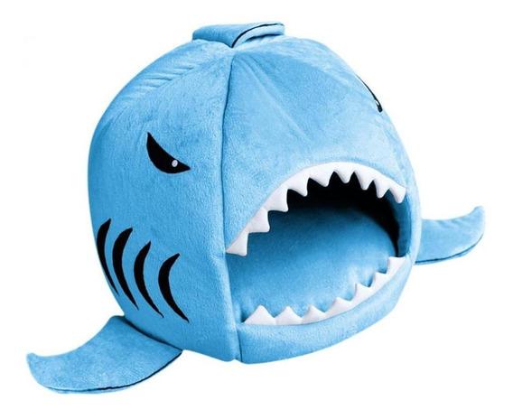 Tiburón Gato Cama Del Perro De Perrito Caliente Acogedora