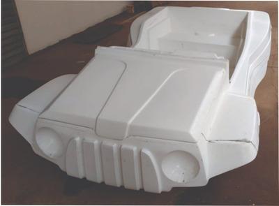 Monte Seu Buggy Kit De Buggy