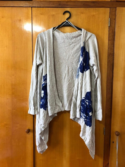 Cardigan Saco Sweater Estampado (pa)