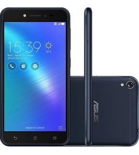 Smartphone Asus Zenfone Live 16gb Preto Dual Chip Android 6.