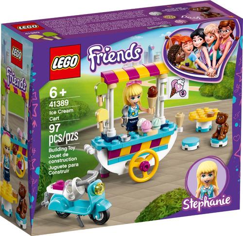 Fr Heladería Móvil Lego - 41389