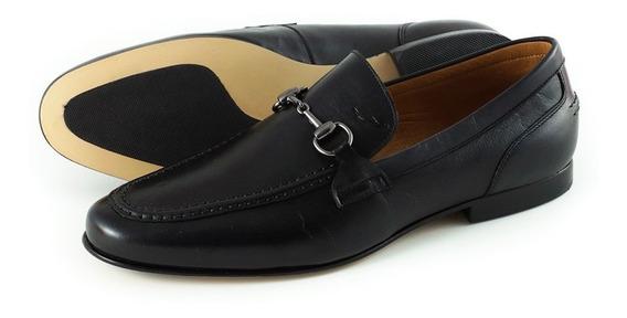 Sapato Casual Authentic Mocassim Preto