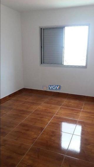 Apartamento Residencial Para Locação, Vila Guarani(zona Sul), São Paulo. - Ap2087