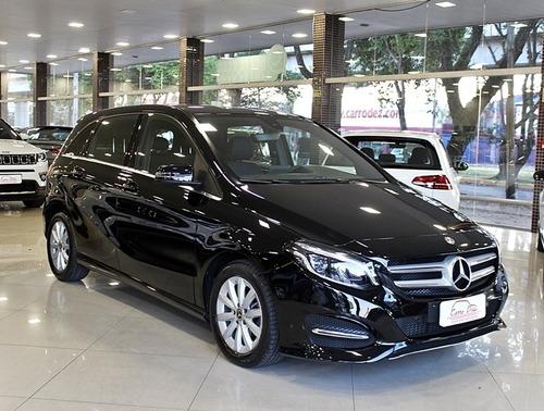 Imagem 1 de 5 de Mercedes B 200 1.6 Turbo 4p Gasolina Aut