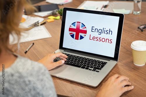 Imagen 1 de 3 de Clases De Inglés Online Interactivas Horario Flexible