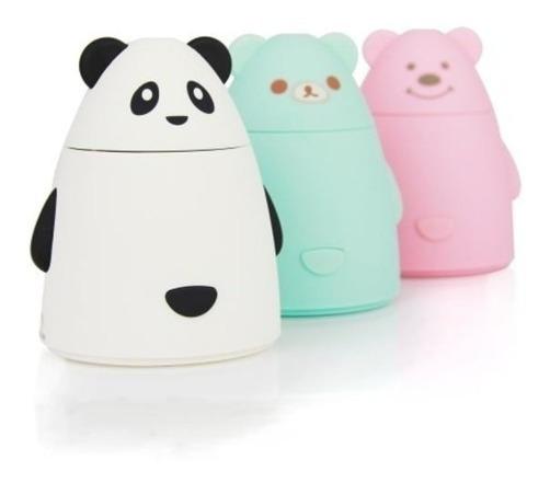 Difusor Humidificador Perfumado Panda Usb Aroma