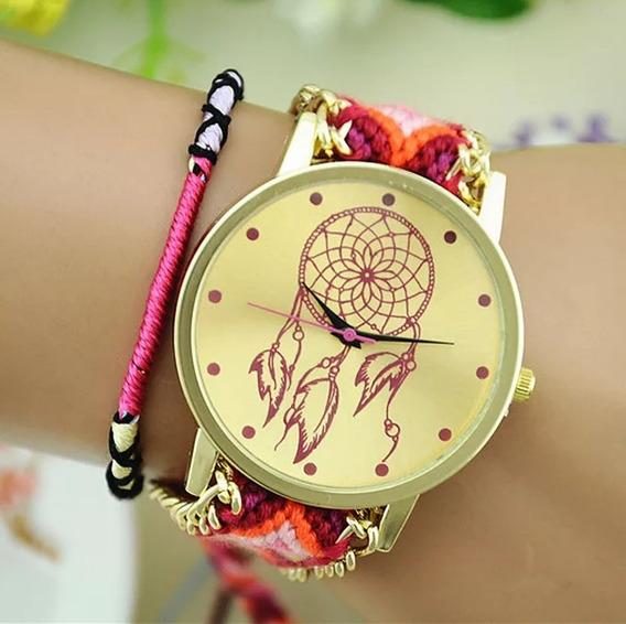Relógio Feminino, Barato, Bonito, Jovem Kit 2un.