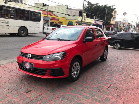 Volkswagen Gol G6 1.6 Tl 2017 2018 Zero De Entrada