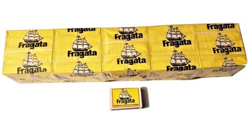 Fosforos Fragata Tira X 50 Cajitas