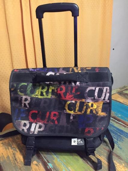 Mochila Rip Curl Con Rueditas