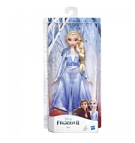 Elsa Frozen 2 Muñeca Original Hasbro