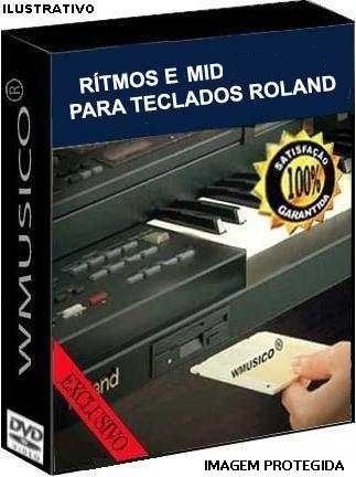 Ritmos E Midis Para Teclados Roland Yamaha Korg Casio Ketron