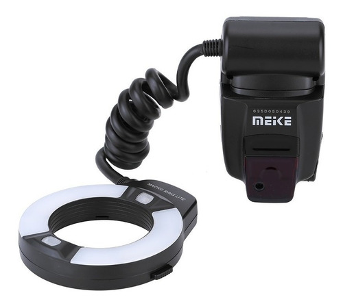 Imagem 1 de 4 de Flash Circular Meike Mk-14ext Nikon Macro I- Ttl Ring Af
