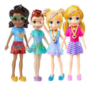 Polly Pocket Muñeca Varios Modelos Original Mattel