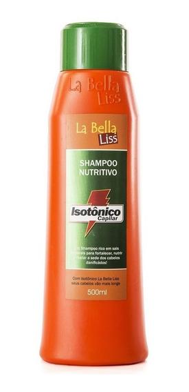 La Bella Liss Shampoo De Hidratação Isotônico Capilar 500ml