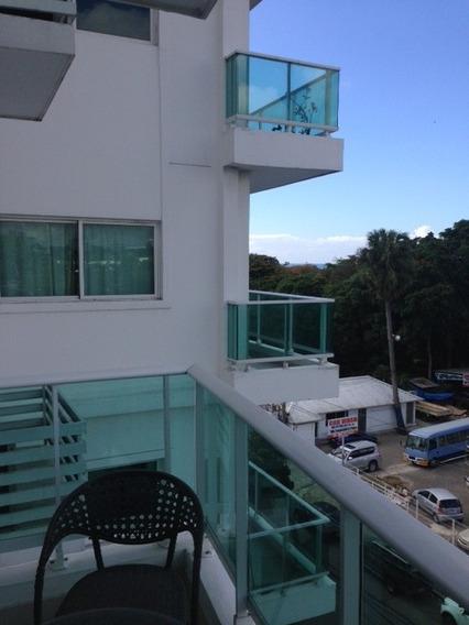 Apartamento 1 Hab Amueblado Gazcue