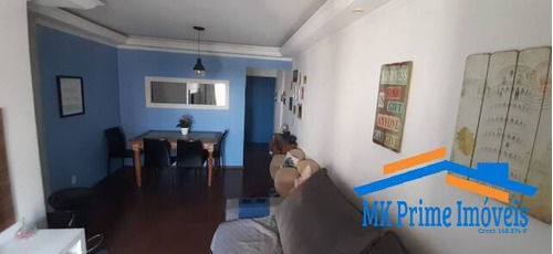 Imagem 1 de 14 de Apartamento 3 Dormitórios E Suíte - Continental Osasco - 2184