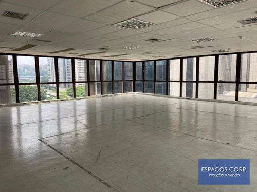 Conjunto Comercial, 150m² - Venda Ou Aluguel - Chácara Santo Antônio - São Paulo/sp - Cj2352