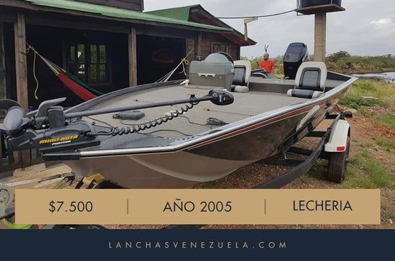 Lancha Bass Boat 18.5