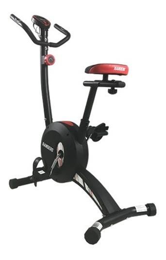 Bicicleta Fija Magnetica 132 Rueda 4kg Monitor Pulso H/100kg