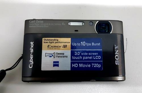Câmera Sony Cyber-shot Dsc-tx1 Cinza Chumbo