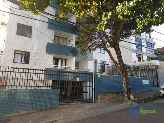 Cobertura Com 4 Dormitórios À Venda, 160 M² Por R$ 450.000 - Costa Azul - Salvador/ba - Co0042