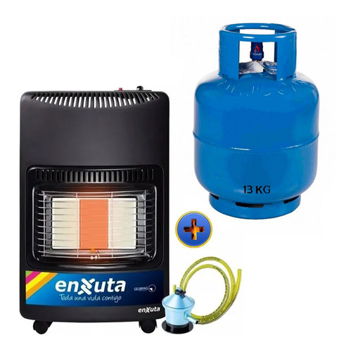 Imagen 1 de 3 de Kit Estufa Supergas Con Valvula Enxuta Eenxgv2 Garrafa Pa