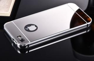 Capinha Case Original Para iPhone 6s Plus Espelhada Silicone
