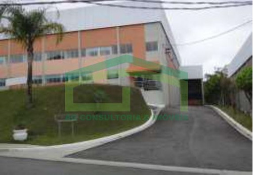 00792 -  Galpao, Centro - Santana De Parnaíba/sp - 792