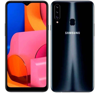 Samsung Galaxy A20s 32gb 3gb Ram Triple Cam Envio Cuarentena