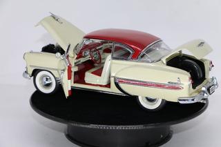 Miniatura Chevrolet Bel Air 1953 Creme Sun Star 1/18